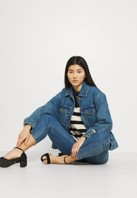Stylein - KASEY - Straight leg jeans - denim blue - 3
