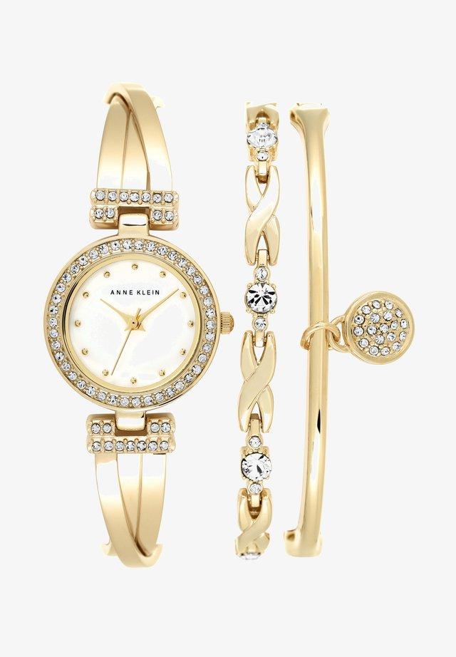 Watch - blanc