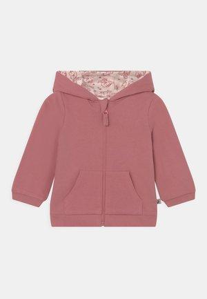 TIGERLILLY - Zip-up sweatshirt - dunkelrosa