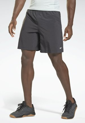 AUSTIN  - Pantalón corto de deporte - black