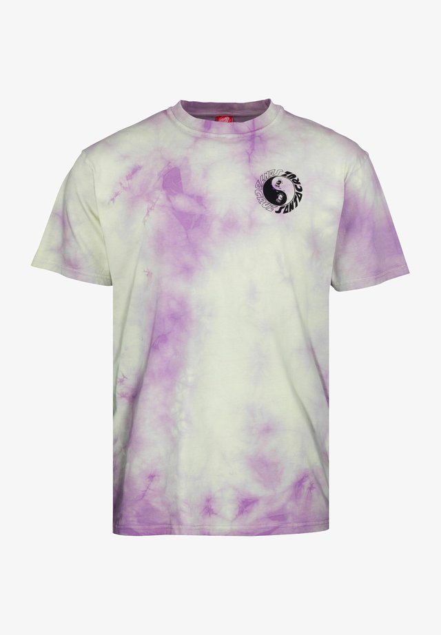 T-shirt con stampa - trippy cloud