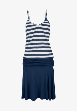 STRANDKLEID - Day dress - blau