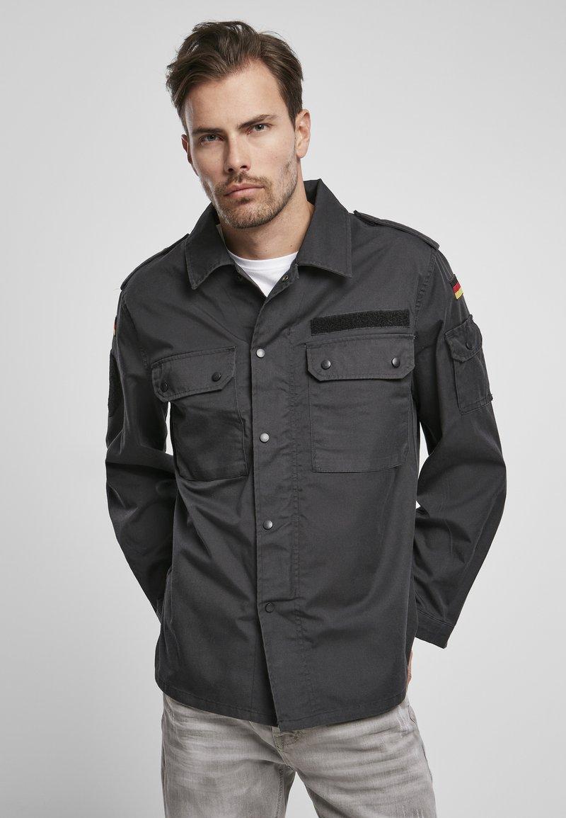 Brandit - Shirt - black