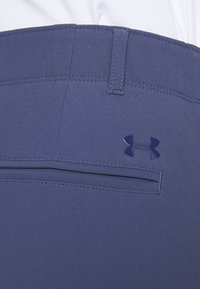Under Armour - LINKS PANT - Kalhoty - blue ink/mod grey - 5
