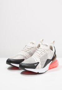 Nike Sportswear - AIR MAX 270 - Sneakers - black/light bone/hot punch/white - 2