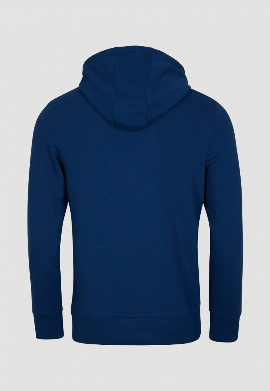 Herren Kapuzenpullover - darkwater blue