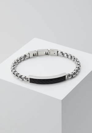 MENS DRESS - Pulsera - silver-coloured