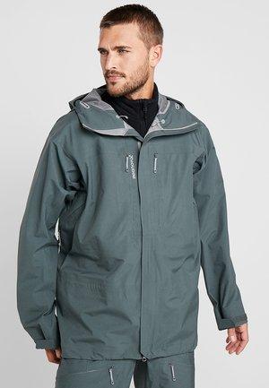 ROLLERCOASTER JACKET - Snowboard jacket - deeper green