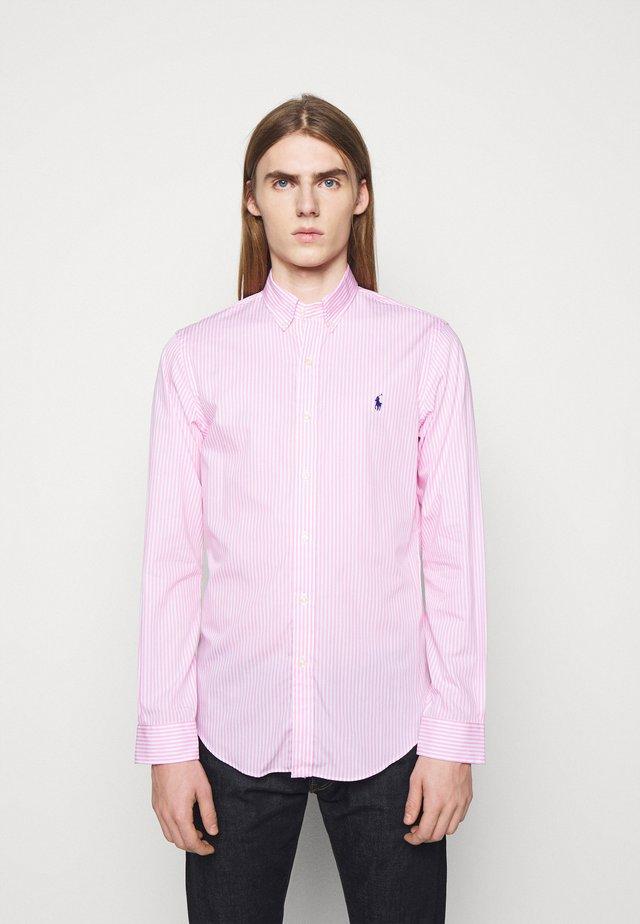 NATURAL - Chemise - pink/white