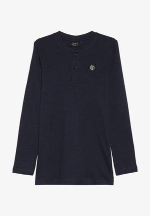 HAROLD - Bluzka z długim rękawem - navy