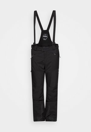 CIMETTA SKI PANTS - Talvihousut - black