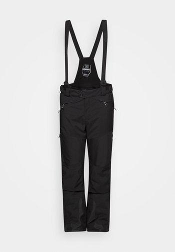 CIMETTA SKI PANTS - Snow pants - black
