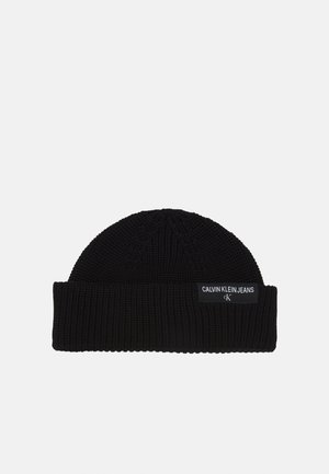 DOCKER BEANIE UNISEX - Berretto - black