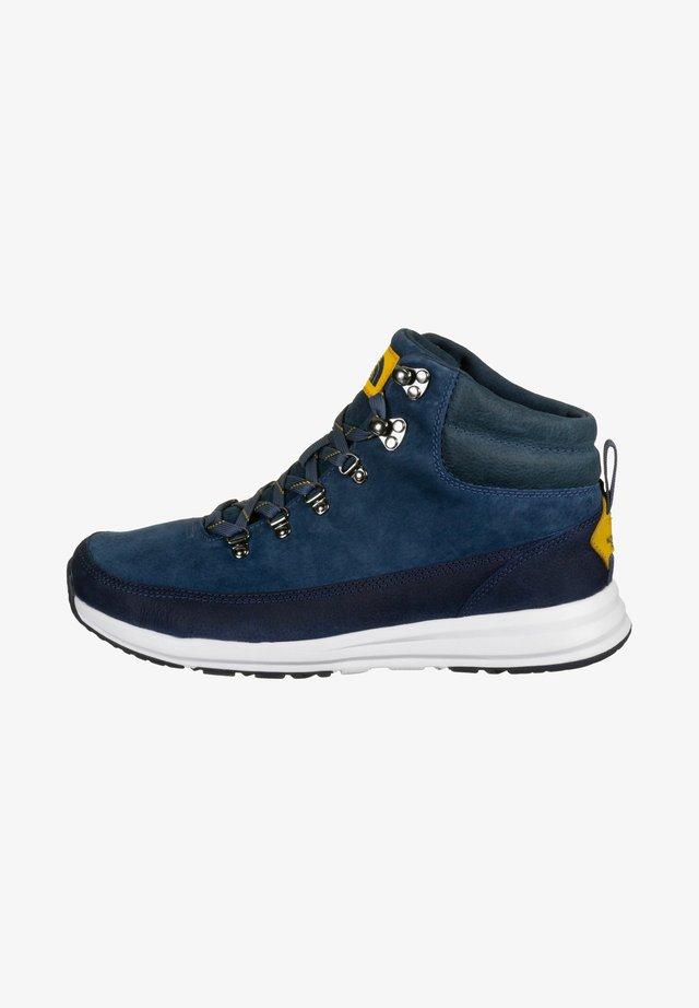 BACK TO BERKLEY - Sneakers hoog - blue wing teal/navy