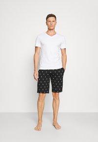 Polo Ralph Lauren - Pyžamový spodní díl - black - 1