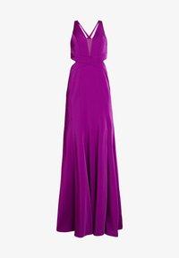 Mascara - Occasion wear - purple - 4