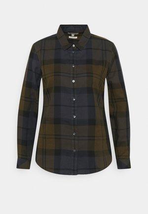 BREDON - Button-down blouse - hawthorn