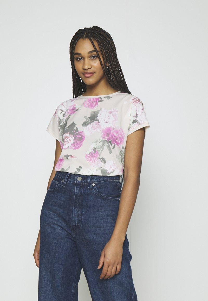 b.young - BYPANYA  - Print T-shirt - fuchsia pink mix