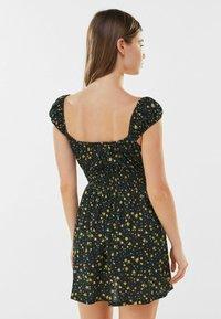 Bershka - Day dress - black - 2
