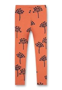 Sanetta Pure - Leggings - Trousers - rot - 1