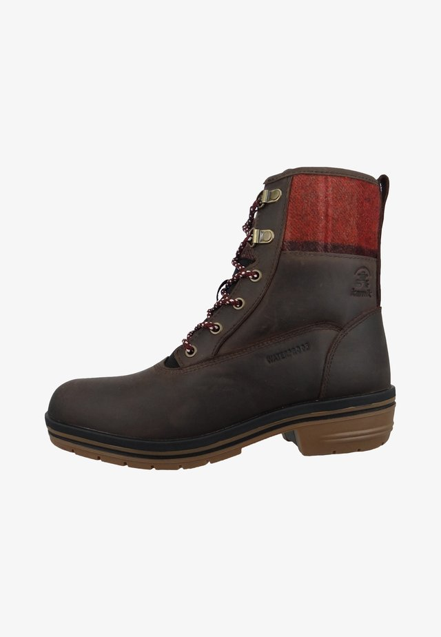 Mountain shoes - brown