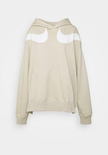 HOODIE - Sweatshirt - light brown