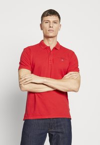 Napapijri - ELBAS - Polo - bright red - 0