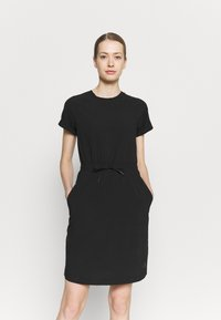 The North Face - NEVER STOP WEARING DRESS - Sports dress - black - 0