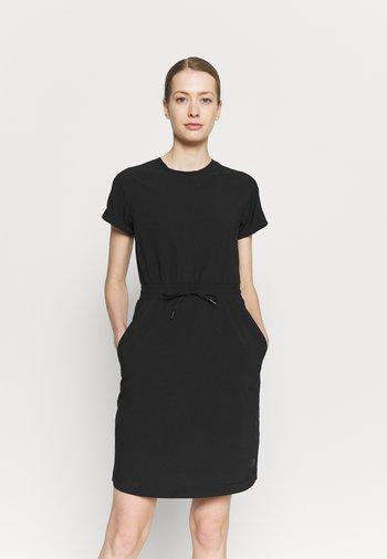NEVER STOP WEARING DRESS - Sports dress - black