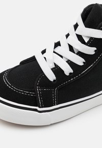 Cotton On - JOEY TRAINER UNISEX - High-top trainers - black - 5