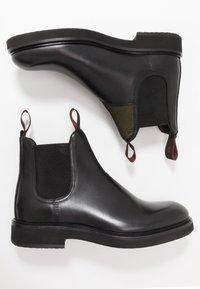 PS Paul Smith - RIFKIN - Kotníkové boty - black - 1