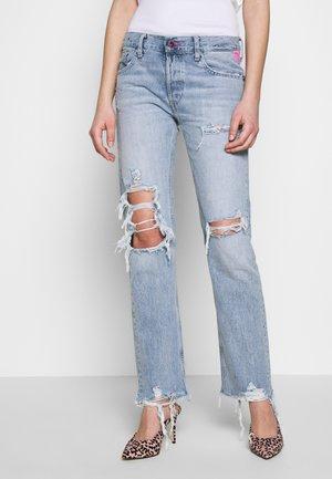 JOPLYN - Straight leg jeans - mediumblue