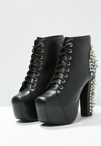 Jeffrey Campbell - LITA - High heeled ankle boots - new black - 2