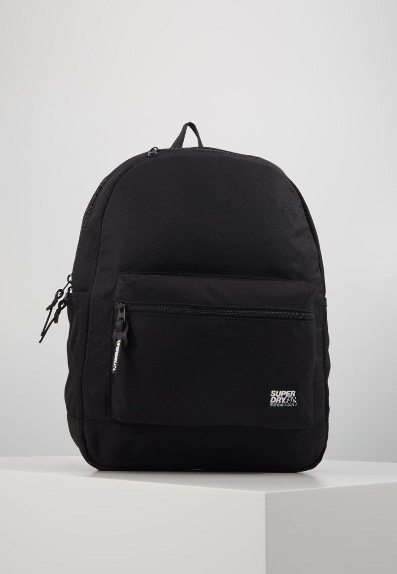 Superdry - CITY PACK - Batoh - black