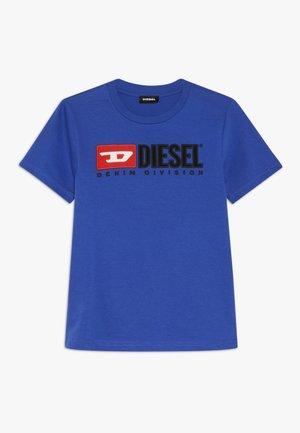 TJUSTDIVISION - Print T-shirt - surf the web