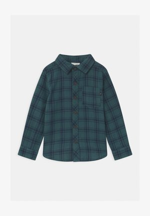 RUGGED LONG SLEEVE - Shirt - petrol teal/navy