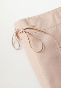Violeta by Mango - Spodnie materiałowe - rose pastel - 2