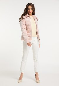 faina - Winter jacket - hellrosa - 1