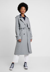 Lacoste - Trenchcoat - geode/wheelwright-navy blue - 1