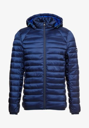 CLASSIC HOODED LIGHT WEIGHT  - Light jacket - navy