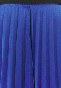 CAPSULE by Simply Be - PLEATED WRAP SKIRT - Wrap skirt - blue - 2