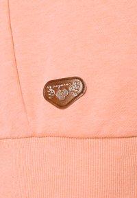Ragwear - HODBY - Sweatshirt - coral - 2