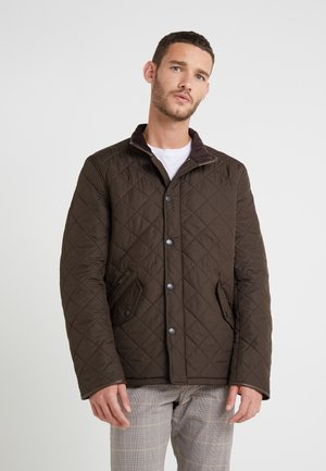 POWELL - Light jacket - olive