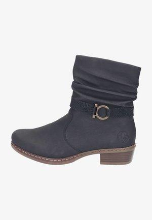 Classic ankle boots - schwarz/schwarz