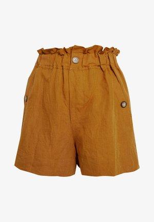 PAPERBAG  - Shorts - tan