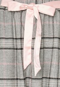 Hunkemöller - PANT CHECK - Pantaloni del pigiama - warm grey melee - 2