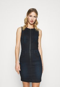 G-Star - LYNN TYPE 30  - Denim dress - worn in nightfall - 0