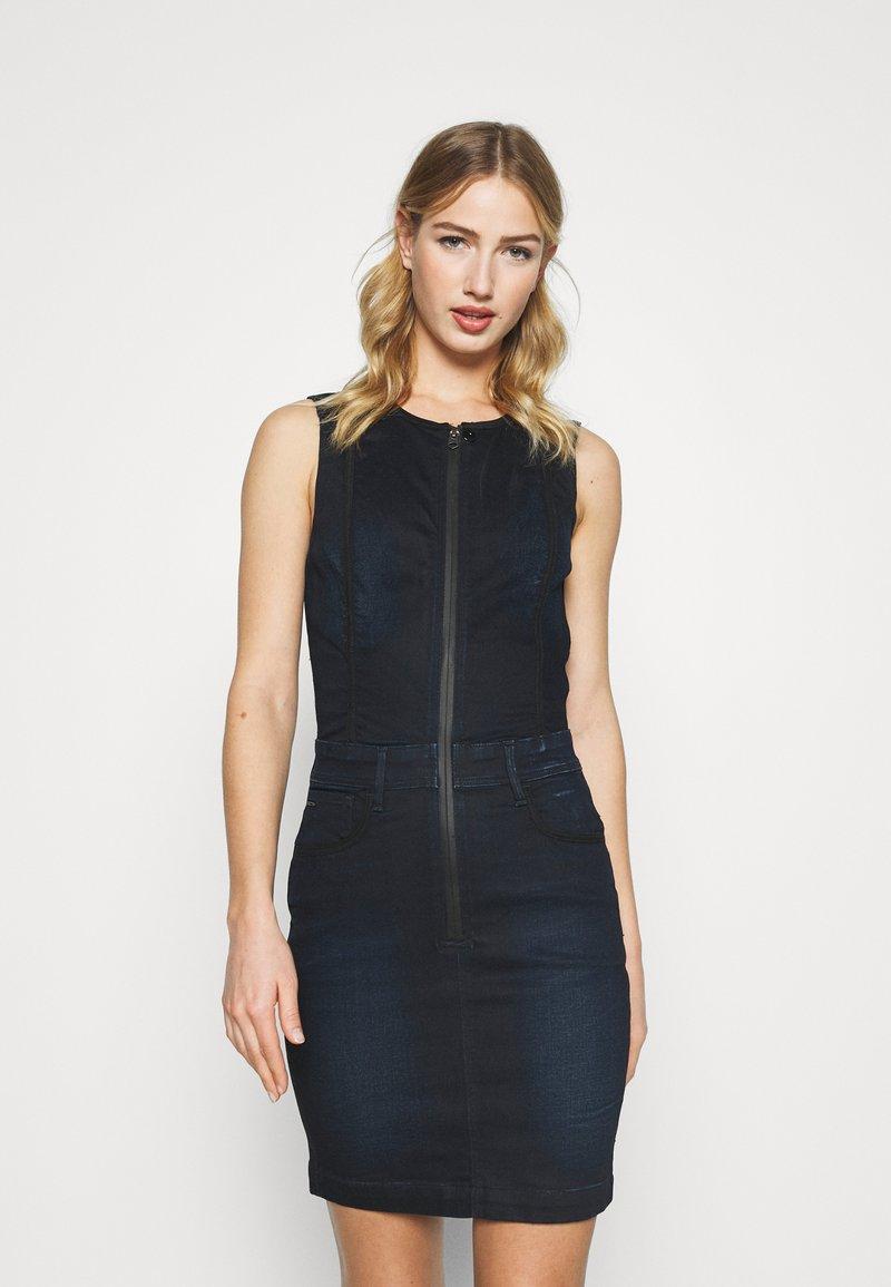 G-Star - LYNN TYPE 30  - Denim dress - worn in nightfall