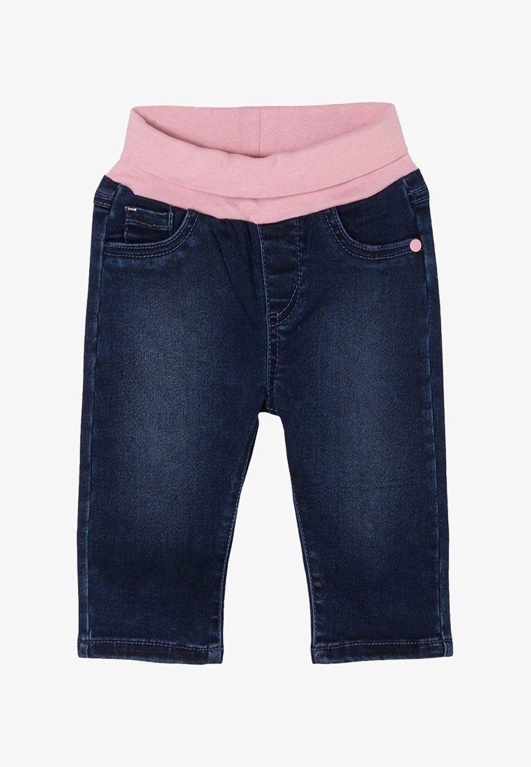 s.Oliver - Straight leg jeans - dark blue