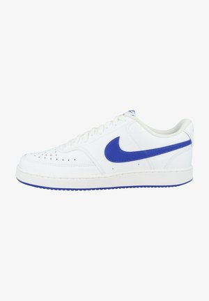 COURT VISION LOW - Trainers - white-game royal